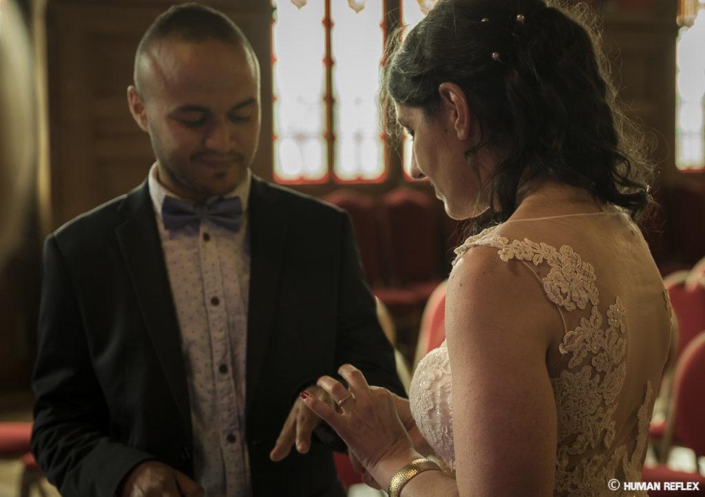 photo mariage mairie henin beaumont human reflex