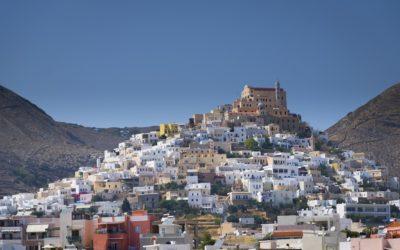 Chaud, la Grèce !
