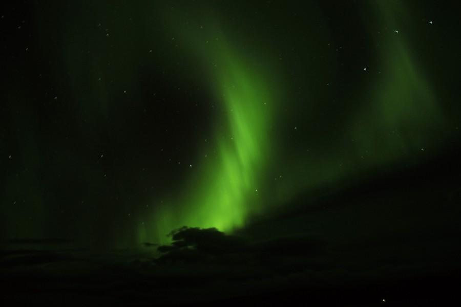 aurore boréale islande human reflex